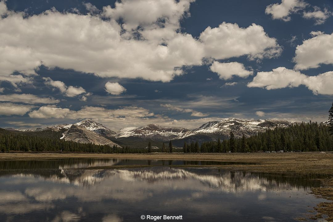 Tuolumne Meadows in Spring, Yosemite National Park, CA